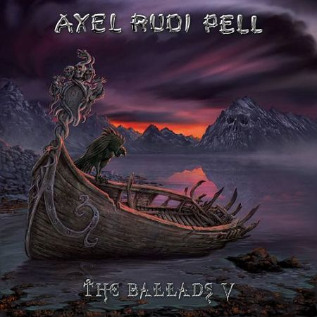 Axel Rudi Pell - The Ballads V [Compilation] (2017) 320 kbps