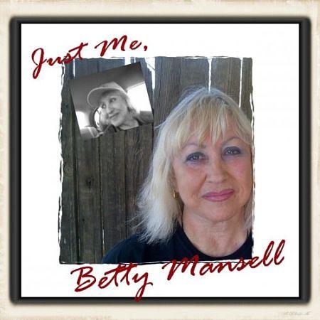 Betty Mansell - Just Me, Betty Mansell (2017) 320 kbps