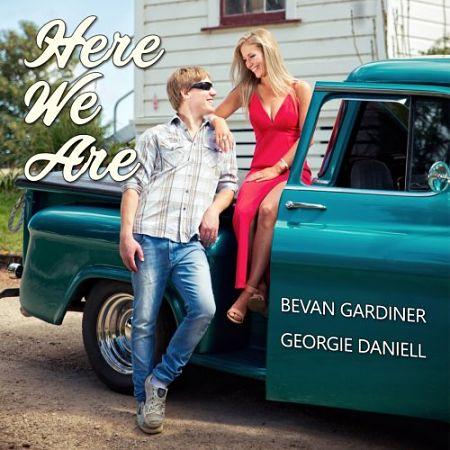 Bevan Gardiner & Georgie Daniell - Here We Are (2017) 320 kbps