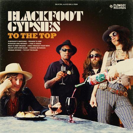 Blackfoot Gypsies - To the Top (2017) 320 kbps