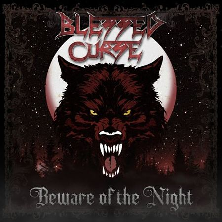 Blessed Curse - Beware Of The Night (EP) (2017) 320 kbps