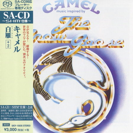 Camel - The Snow Goose [Japan SHM-SACD] (1975-2016) 320 kbps + Scans