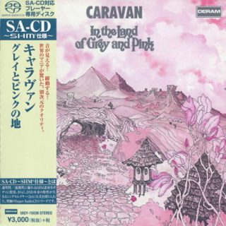 Caravan - In The Land Of Grey And Pink [Japan SHM-SACD]