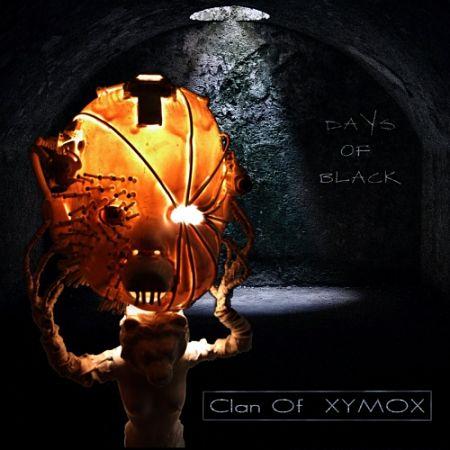 Clan Of Xymox - Days of Black (2017) 320 kbps