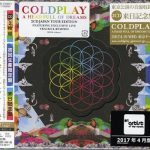 Coldplay – A Head Full Of Dreams (Japan Tour Edition) (2017) 320 kbps