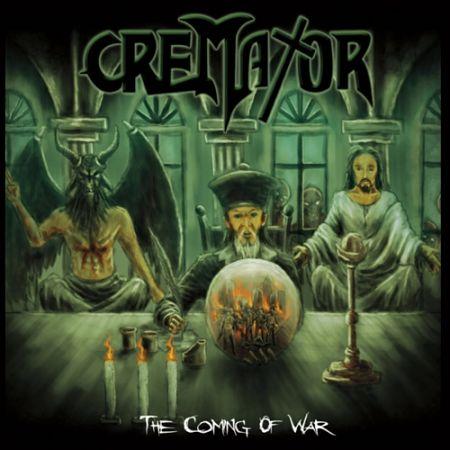 Cremator - The Coming of War (2017) 320 kbps