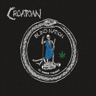 Croatoan - Blind Nation (2017) 320 kbps