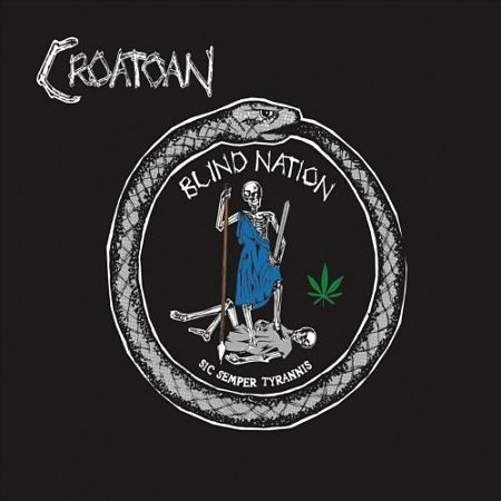 Croatoan - Blind Nation (2017) 320 kbps