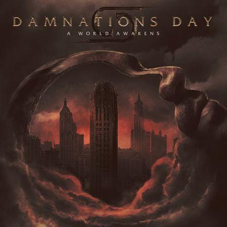 Damnations Day - A World Awakens (2017) 320 kbps + Scans