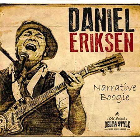 Daniel Eriksen - Narrative Boogie (2017) 320 kbps