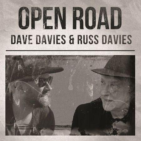 Dave Davies & Russ Davies - Open Road (2017)