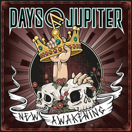 Days Of Jupiter - New Awakening (2017) 320 kbps
