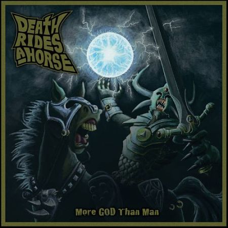 Death Rides a Horse - More God Than Man (2017) 320 kbps