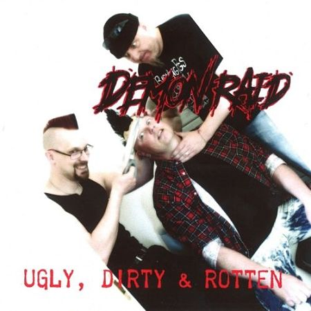 Demon Raid - Ugly, Dirty & Rotten (2017) 320 kbps