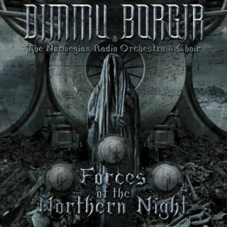 Dimmu Borgir - Forces Of The Northern Night [Live] (2CD DigiPack) (2017) 320 kbps
