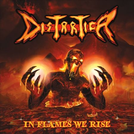 Distartica - In Flames We Rise (2017) 320 kbps