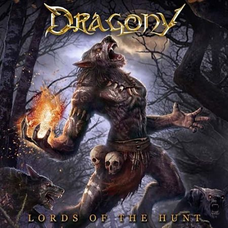 Dragony - Lords of the Hunt (EP) (2017) 320 kbps