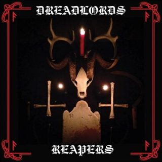 Dreadlords - Reapers (2017) 320 kbps