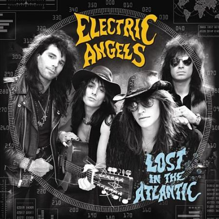 Electric Angels - Lost In The Atlantic (2017)