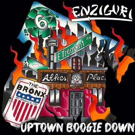Enziguri - Uptown Boogie Down (2017) 320 kbps