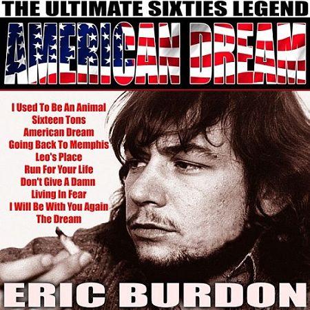 Eric Burdon - American Dream [Compilation] (2017) 320 kbps