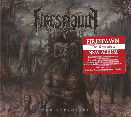 Firespawn - The Reprobate (Limited Edition) (2017) 320 kbps + Scans