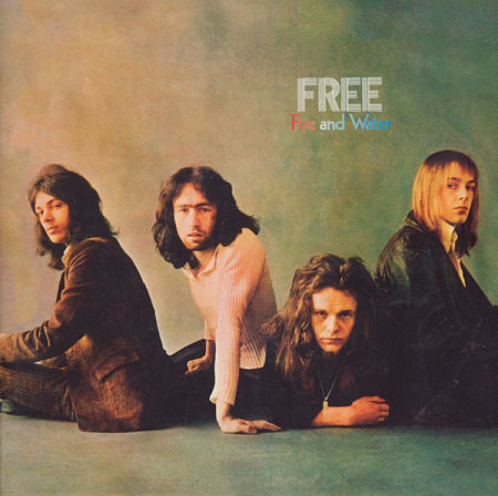 Free - Fire and Water (1970) (Remastered 2016) 320 kbps