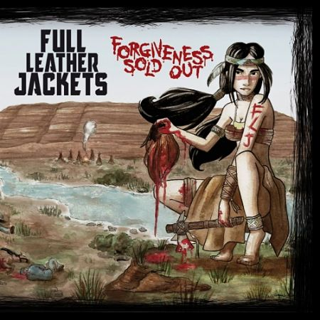 Full Leather Jackets - Forgiveness Sold Out (2017) 320 kbps