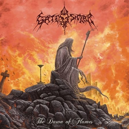 Gates Of Ishtar - The Dawn Of Flames (Remastered, 2017) 320 kbps + Scans
