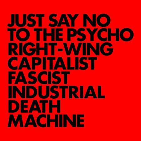 Gnod - Just Say No To The Psycho Right-Wing Capitalist Fascist Industrial Death Machine (2017) 320 kbps