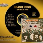 Grand Funk – Shinin' On (1974, Audio Fidelity 2017) 320 kbps + Scans