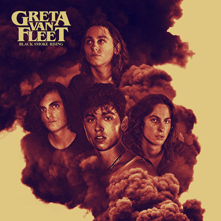 Greta Van Fleet – Black Smoke Rising (EP) (2017) 320 kbps