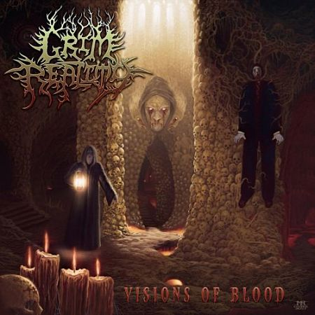 Grim Reality - Visions of Blood (2017) 320 kbps