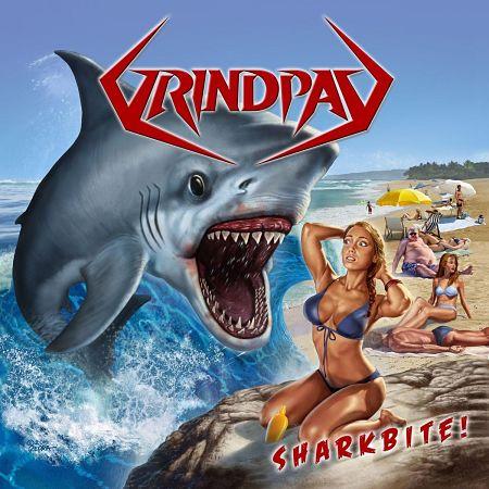Grindpad - Sharkbite! (EP) (2017) 320 kbps
