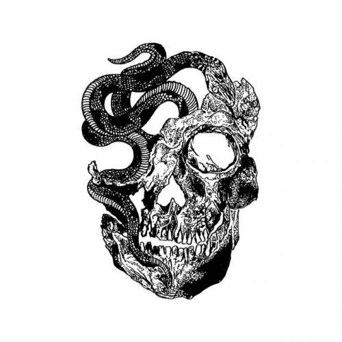 Grinning Death's Head - Blood War (2017) 320 kbps