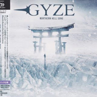 Gyze - Northern Hell Song (Japanese Edition) (2017) 320 kbps + Scans