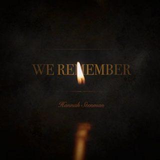 Hannah Stenman - We Remember (2017) 320 kbps