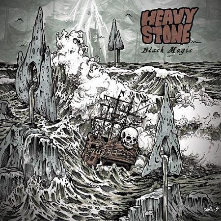 Heavy Stone - Black Magic (2017) 320 kbps