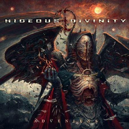 Hideous Divinity - Adveniens (2017) 320 kbps