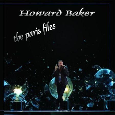 Howard Baker - The Paris Files (2017) 320 kbps