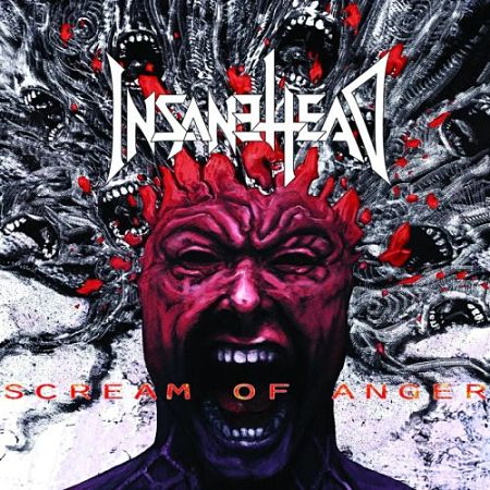 InsaneHead - Scream of Anger (2017) 320 kbps