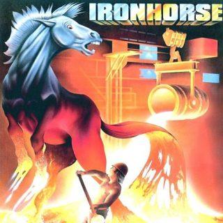 Ironhorse - Ironhorse (1979) (Remastered 2016) 320 kbps + Scans