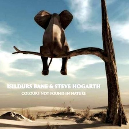 Isildurs Bane & Steve Hogarth - Colours Not Found In Nature (2017) 320 kbps