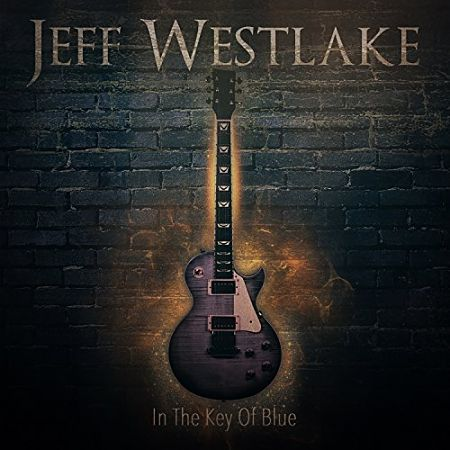 Jeff Westlake - In The Key Of Blue (2017) 320 kbps