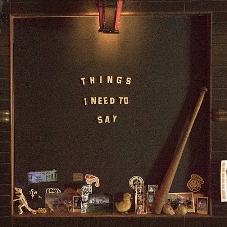 Jeremy Parsons - Things I Need To Say (2017) 320 kbps