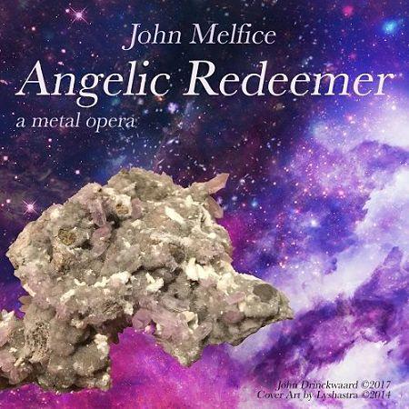 John Melfice - Angelic Redeemer (2017) 320 kbps