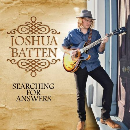 Joshua Batten - Searching For Answers (EP) (2017) 320 kbps