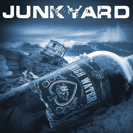 Junkyard - High Water (2017)