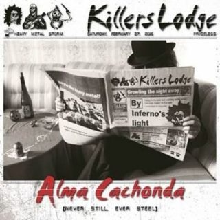 Killers Lodge - Alma Cachonda (2016)