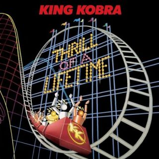 King Kobra - Thrill Of A Lifetime [Rock Candy Remastered] (2017) 320 kbps